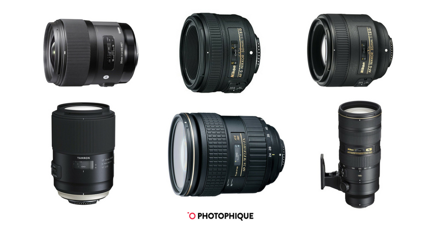 6 Best Nikon Portrait Lenses: 2019's Review (Sigma, Nikon, Tamron)