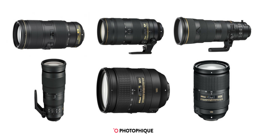 10 Best Nikon Telephoto Lenses: 2019's Review (70-200m, 180-400m & more)