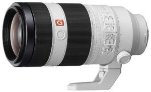 Sony FE 100-400mm F4.5–5.6 GM OSS Zoom Lens