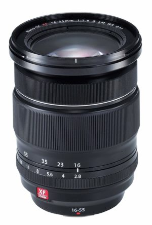 fujinon xf 16-55mm f2.8r lm wr