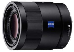 Sony 55mm F1.8 Sonnar T FE ZA Prime Lens