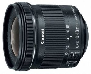 canon ef s 10-18mm f4.5-5.6 is stm