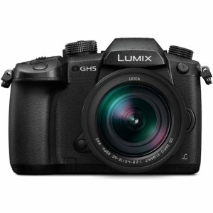 panasonics lumix gh5 mirrorless camera