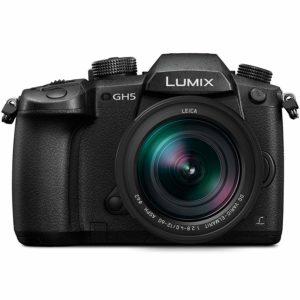 panasonics lumix gh5 mirrorless camera