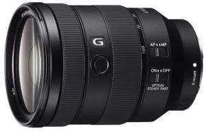 Sony Full Frame 24-105mm F/4 Zoom Lens