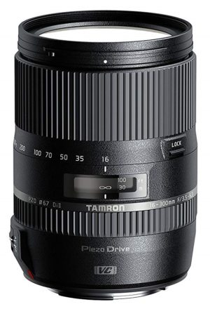 tamron 16-300mm f3.5-6.3 di ii vc pzd
