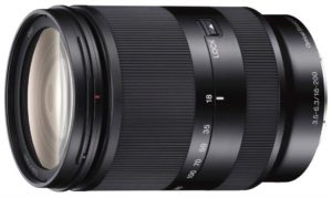 sony 18-200mm f3.5-6.3 zoom