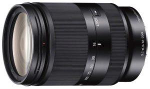 sony 18-200mm f3.5-6.3 zoom