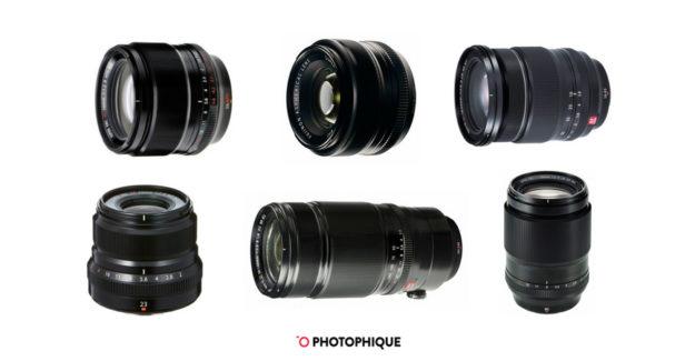best fujifilm lenses