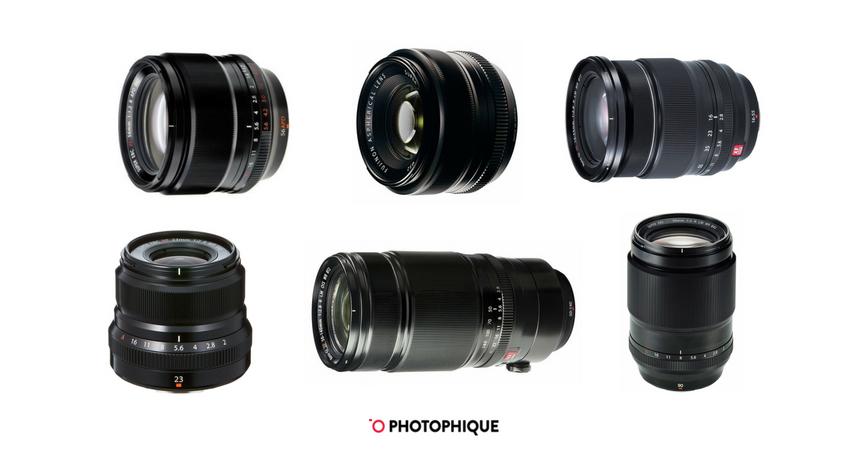 10 Best Fujifilm Lenses | 2019's Top Fujinon Prime & Zooms