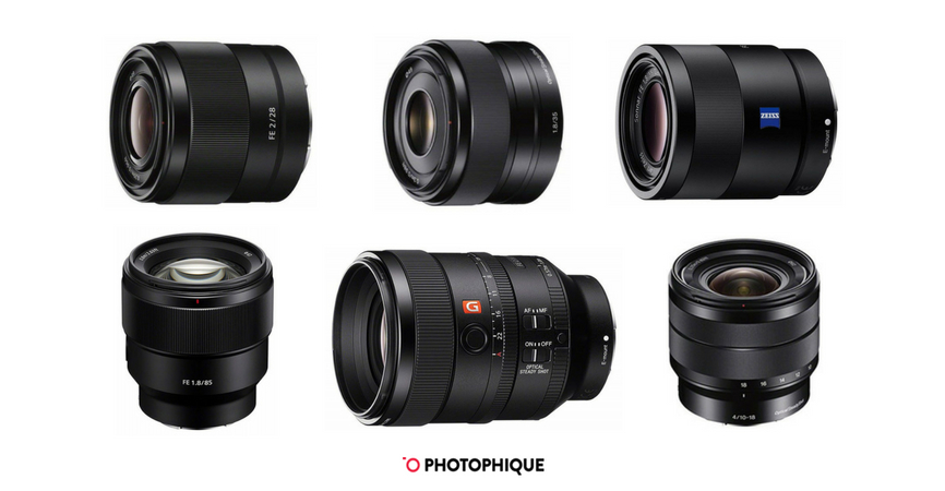 10 Best Sony Lenses: 2018\'s Review (Prime, Telephoto, Wide-Angle)