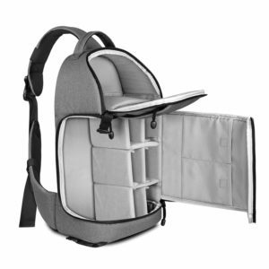 zecti two in one sling backpack
