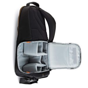 lowepro multipurpose sling bag backpack