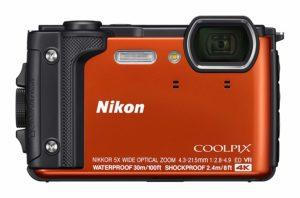 nikon coolpix w300 waterproof camera
