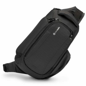 pacsafe camsafe v9 anti theft camera sling bag