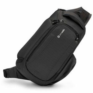 pacsafe camsafe v9 anti theft camera sling bag