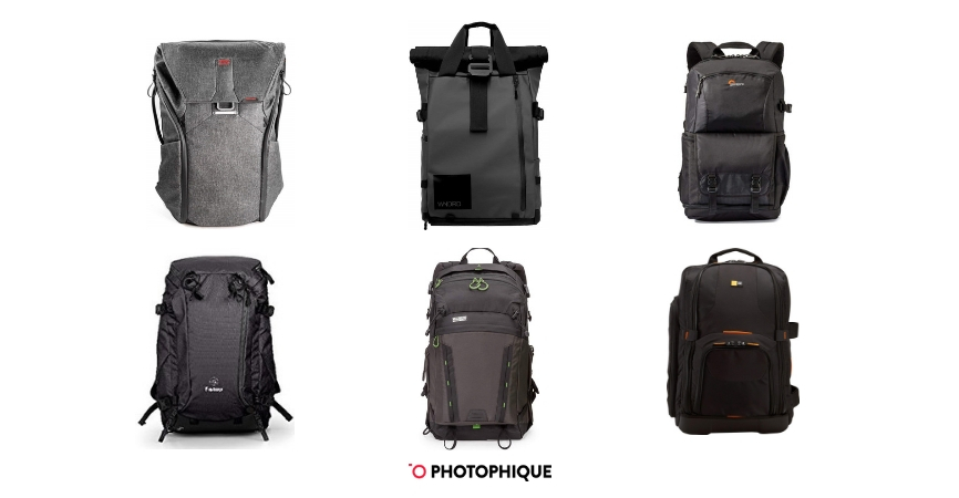 Best Camera Bags for Travel & Outdoors