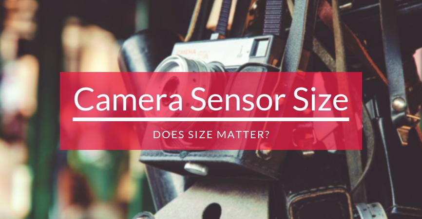 Does Camera Sensor Size Matter