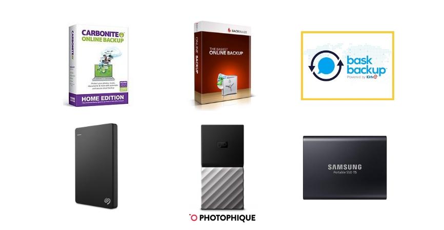 Best Image Storage Solutions (Online & Offline)