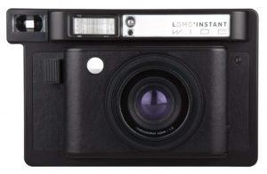 Analogkameras Auflösung Fotogeschäft #075 Fujifilm Instant Camera Piano Black Instax Mini 50s
