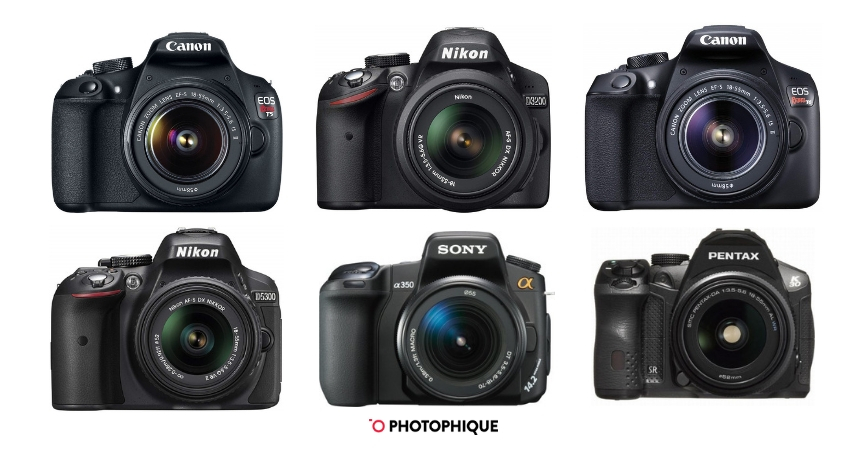 Best DSLR Cameras Under $500