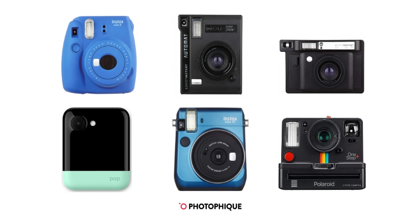 261f55674b8 6 Best Instant Cameras