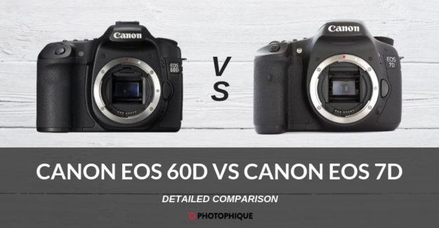 Canon EOS 60D vs Canon EOS 7D