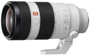 sony fe 100-400mm-f4.5-5.6 gm oss