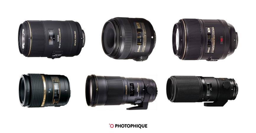 Best Macro Lenses for Nikon DSLRs