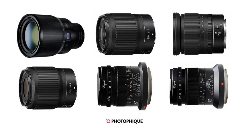 Best Nikon Z Mount Lenses