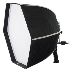 best overall fotodiox f60 quick collapse flash softbox 24 hexagon