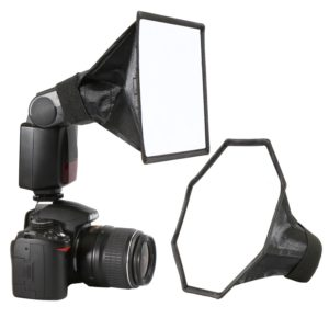 best for limited budget waka flash diffuser light speedlight softbox 2 pack