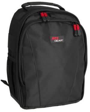 ritz gear trade photo backpack