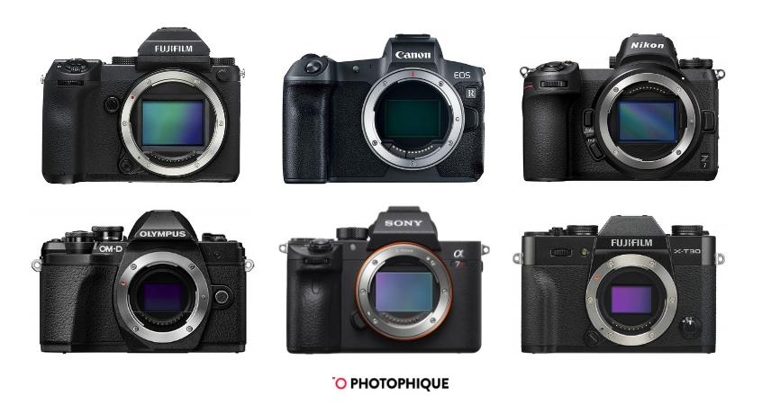 8 Best Mirrorless Cameras | 2019 Reviews (GFX 50S, Canon R