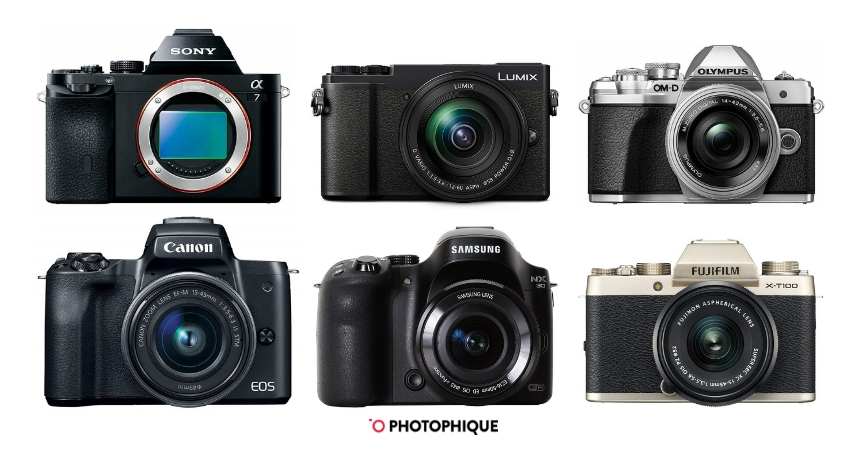 6 Best Mirrorless Cameras Under $1000 | 2019's Review (A7