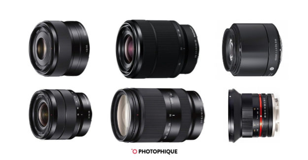Photophique's review of the 6 best lenses for Sony a6000 in %%currentyear%%. Top models from Sony, Sigma & Rokinon. Consumer reviews & research.