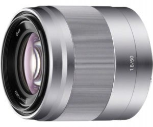 sony e 50 mm f1.8 oss