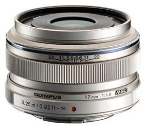 olympus m zuiko 17 mm f1.8