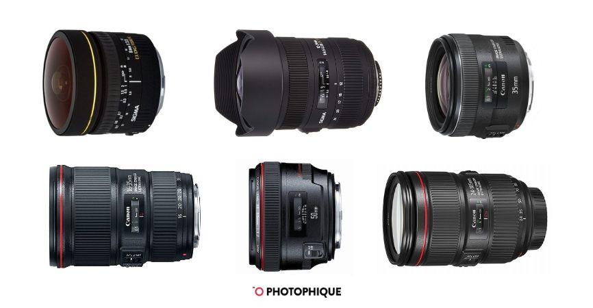 13 Best Lenses for Canon 5D Mark IV | 2019's Reviews (8mm, 12-24mm)