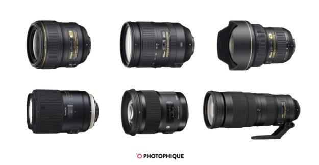 Best Nikon D850 Lenses