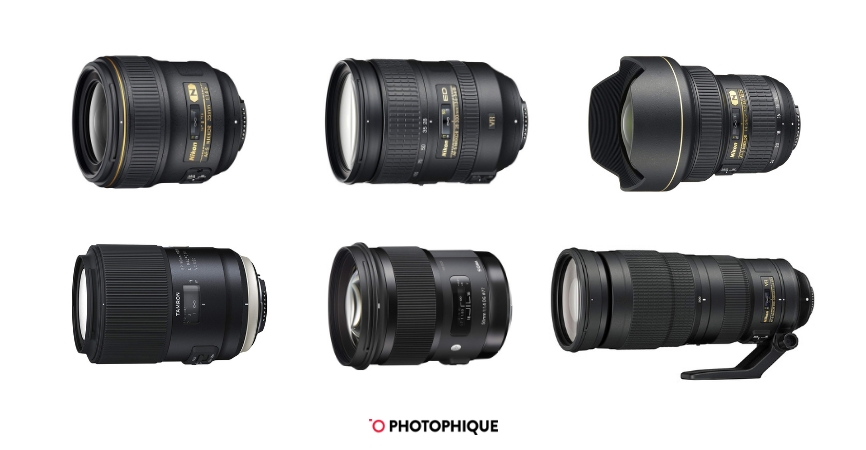6 Best Lenses for Nikon D850 | 2019's Reviews (35mm, 28-300mm)