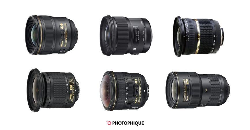 Best Nikon Wide Angle Lenses