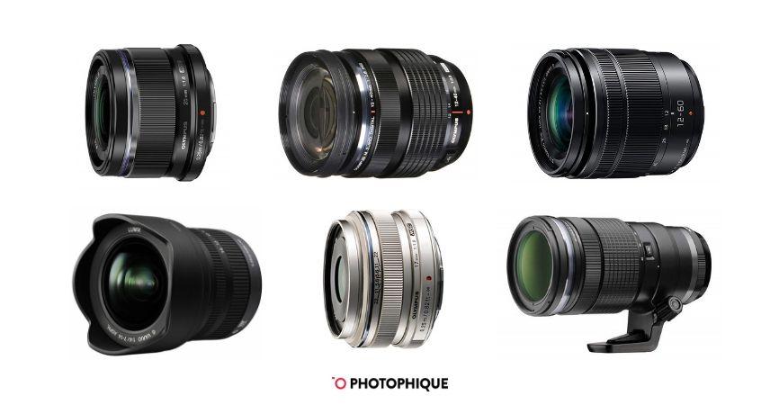 Best Olympus OM-D E-M10 III Lenses