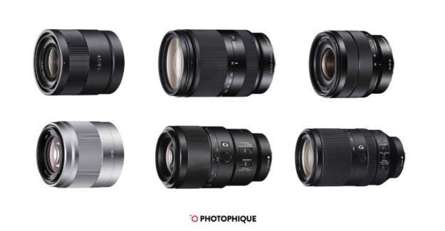 Best Sony a6500 Lenses