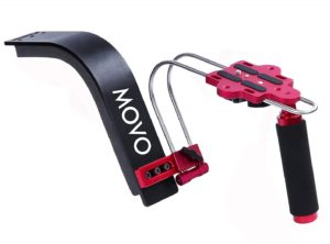 movo photo sg300 deluxe video shoulder support rig