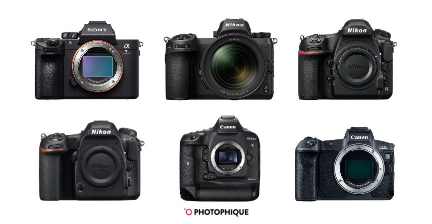 7 Best DSLR & Mirrorless for Videos | 2019 Reviews (Sony, Nikon, Canon)