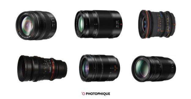 Best Panasonic GH5 Lenses