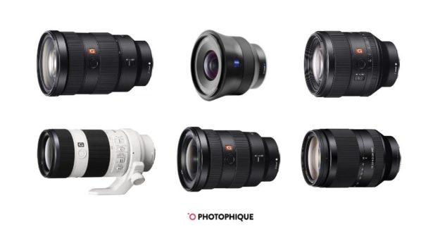 Best Sony A9 Lenses