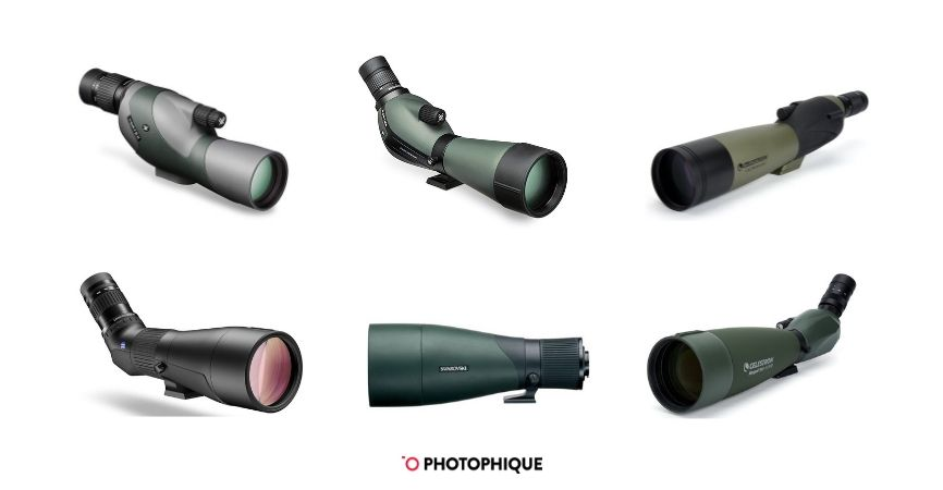 Best Spotting Scopes for Photography