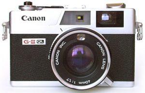 canon canonet ql 17 g iii